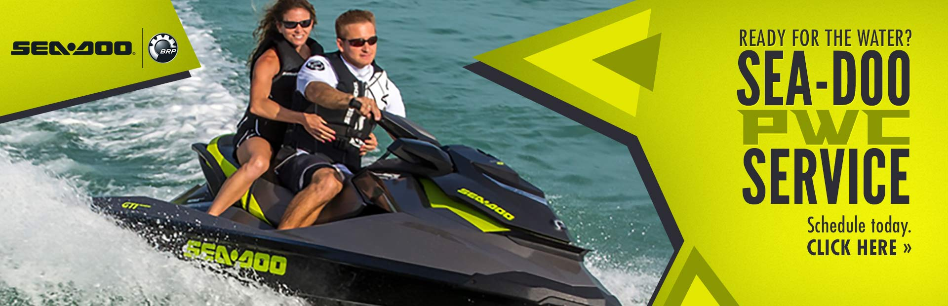 Click here to schedule your Sea-Doo PWC service!