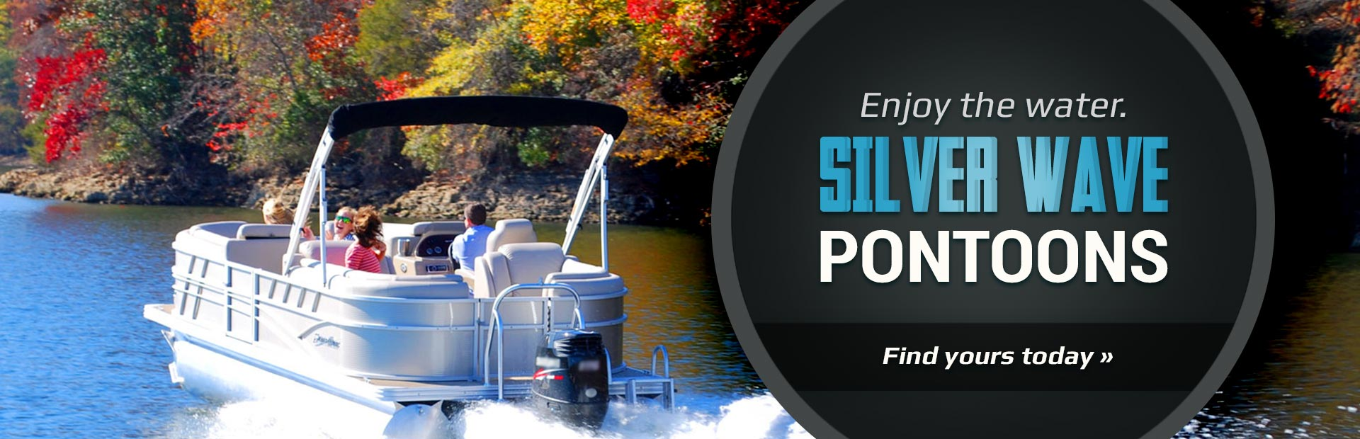 Sliver Wave Pontoons: Click here to view the models.