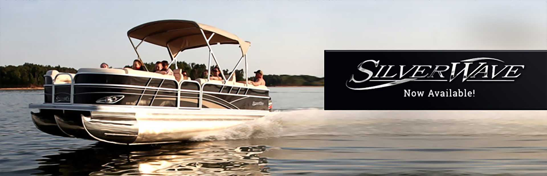 Silver Wave Pontoons: Click here to view the lineup.