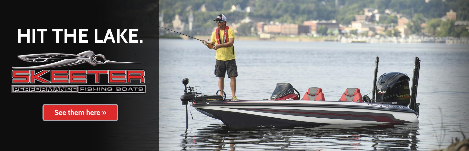 Skeeter Boats: Click here to view the models.