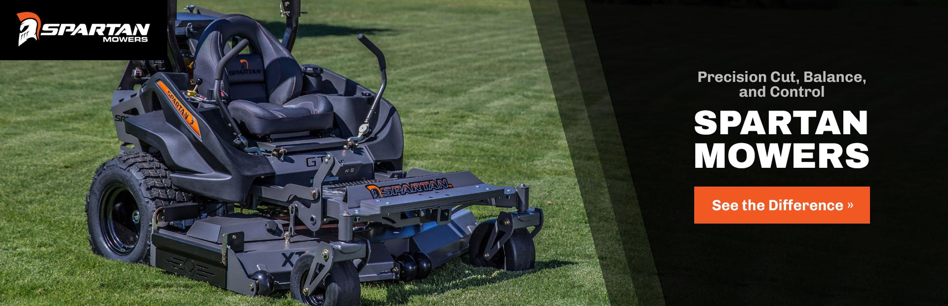 Spartan Lawn Mowers: Click here to view the models.