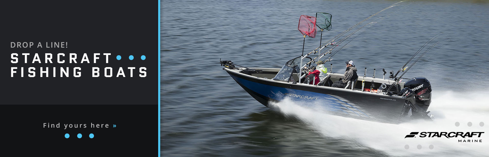 Starcraft Fishing Boats: Click here to view the models.