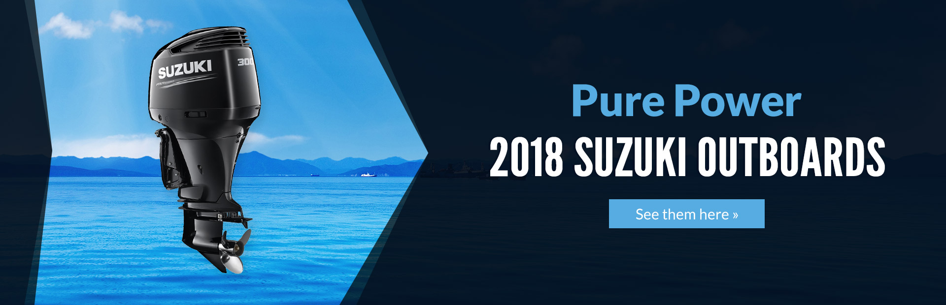 2018 Suzuki Outboards: Click here to view the models.