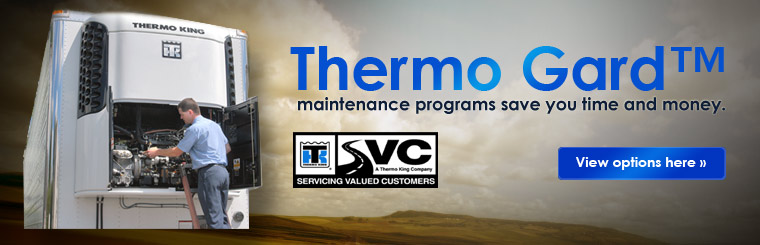 Home Truck Thermo King, Inc  Mt  Crawford, VA (540) 434-7004