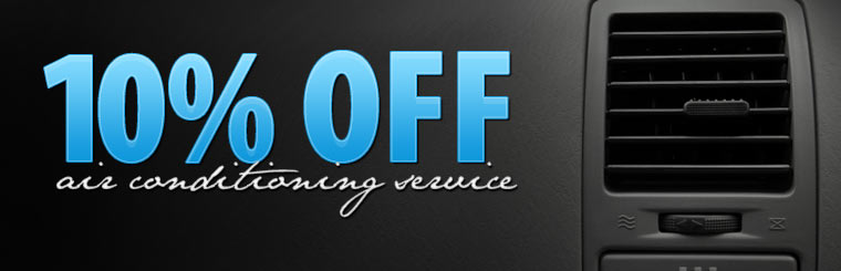 Get 10% off air conditioning service! Click here for the coupon.