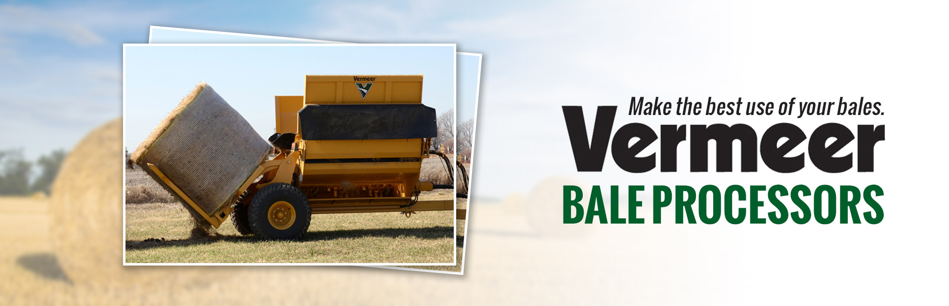 Vermeer Bale Processors: Click here to view the models.
