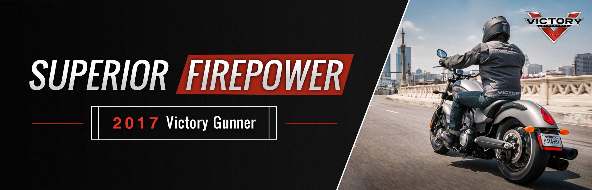 2017 Victory Gunner: Click here to view the lineup.
