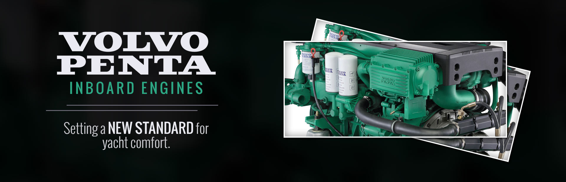 Volvo Penta Inboard Engines: Click here to view the models.