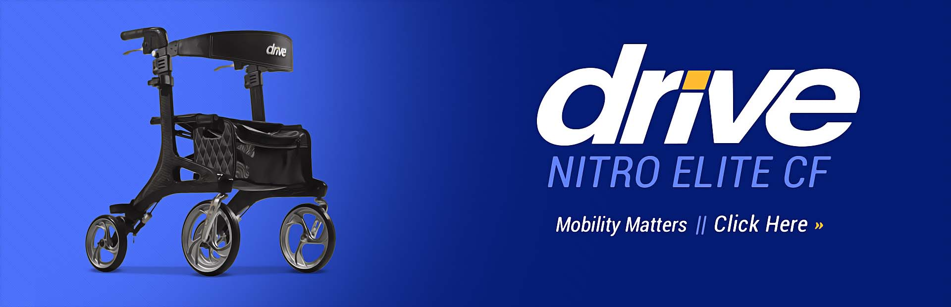 Drive Nitro Elite CF: Click here to view the model.