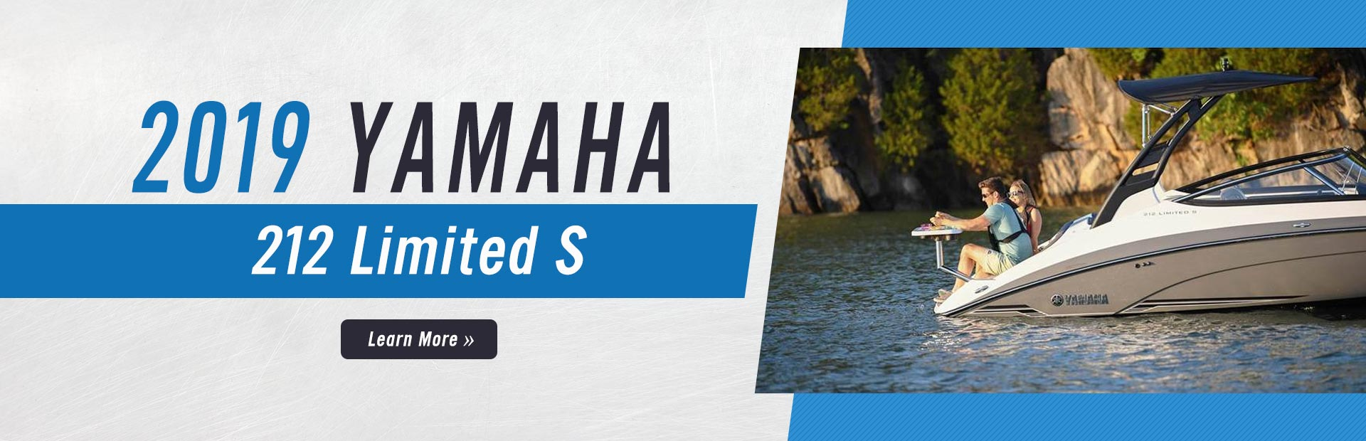 2019 Yamaha 212 Limited S: Click here to view the model.