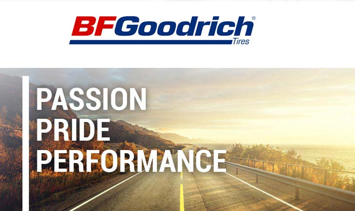BFGoodrich®: Passion, Pride, Performance