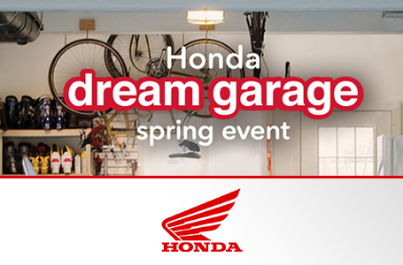 Dream Garage Spring Event - ATV/SXS