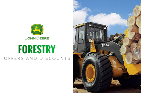 Forestry Offers and Discounts