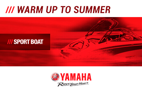 Warm Up To Summer (Sport Boat)