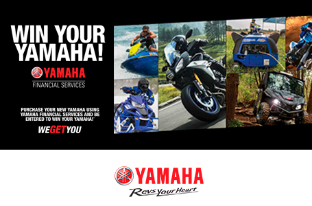 Win Your Yamaha