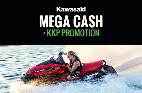Jet Ski Offer: Mega Cash + KPP