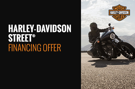 Harley-Davidson Street® Financing Offer