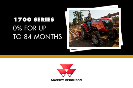 1700 Series Economy - 0% for up to 84 Months