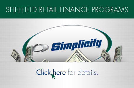 Retail Finance Programs-Sheffield