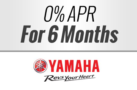 0% APR For 6 Months