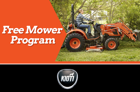 Free Mower Program