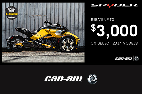 Spring Fever Sales Event (Spyder)