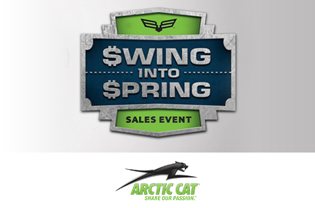 Swing Into Spring - ATVs