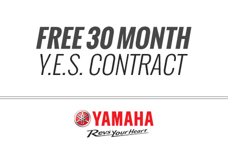 Free 30 month Y.E.S. Contract