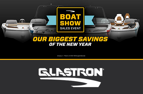 Boat Show Sales Event