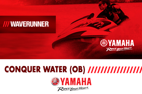 CONQUER WATER (OB)