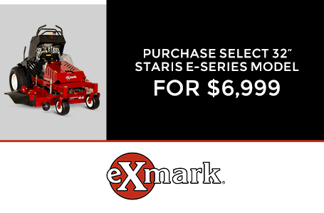 "Purchase 32"" Staris E-Series Model"