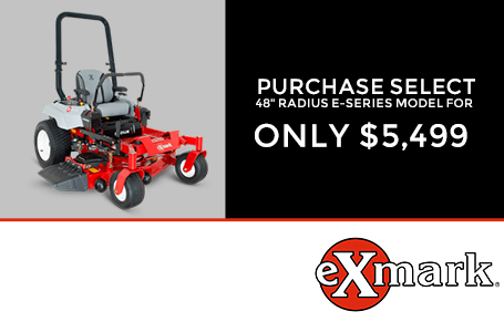 Purchase Select 48'' Radius E-Series Model $5499