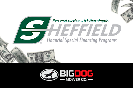 BigDog Mowers - Sheffield Financing