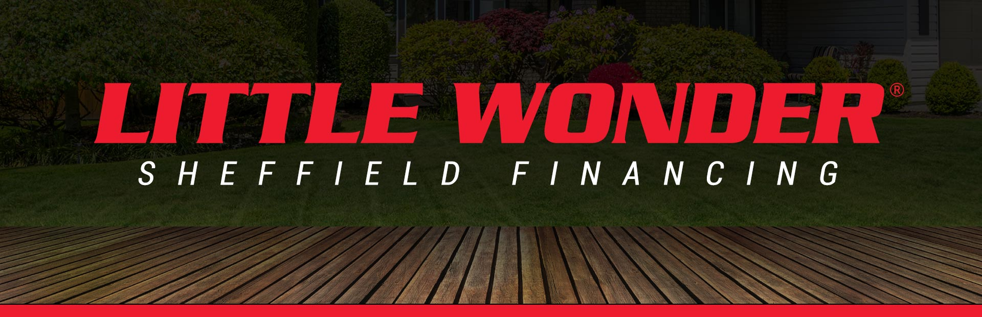 Little Wonder: Sheffield Financing