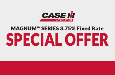 Magnum™ Series 3.75% Fixed Rate Special Offer