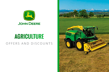 Agriculture Offers and Discounts