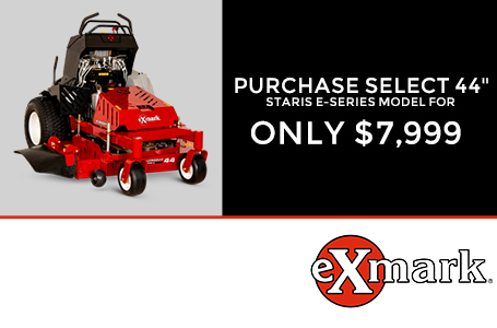 Purchase Select 44'' Staris E-Series Model $7,999