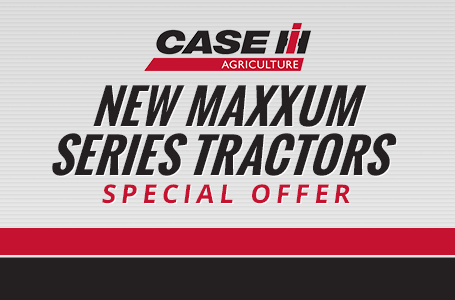 New Maxxum Series Tractors Special Offer