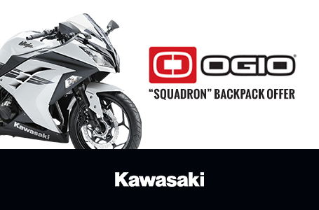 "OGIO® ""Squadron"" Backpack Offer"