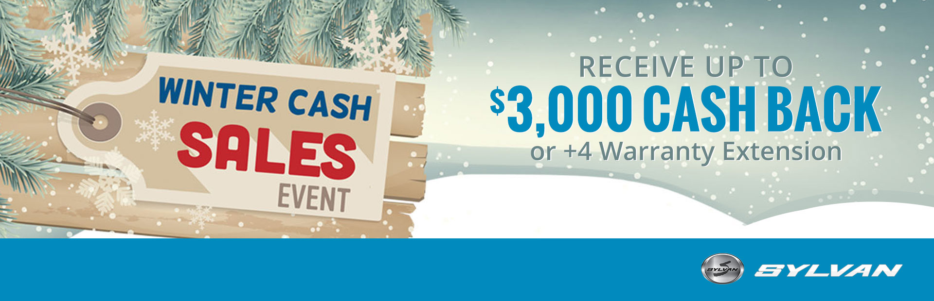 Sylvan: Winter Cash Sales Event