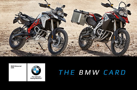 The BMW Card