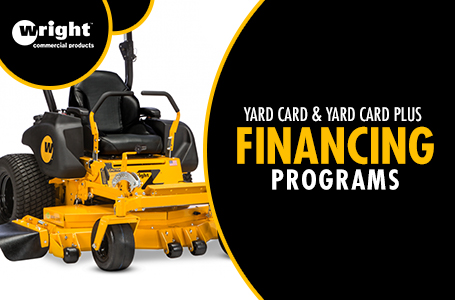 Yard Card and Yard Card Plus Financing Programs