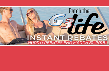 Catch the G3 Life Instant Rebates - SunCatcher