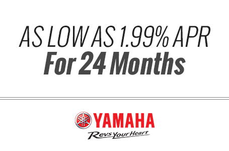 As Low As 1.99% APR For 24 Months