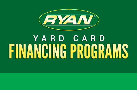 Ryan - Yard Card Financing Programs
