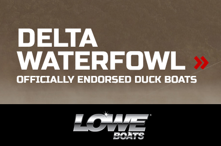 Delta Waterfowl Rebate