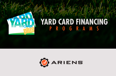 Consumer/Commercial Yard Card Financing Programs