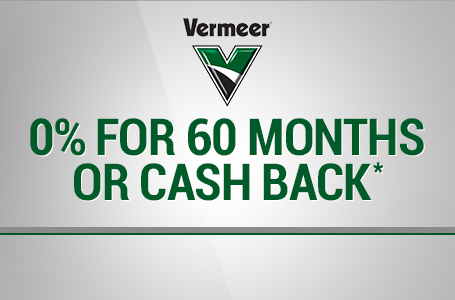 0% FOR 60 MONTHS OR CASH BACK*