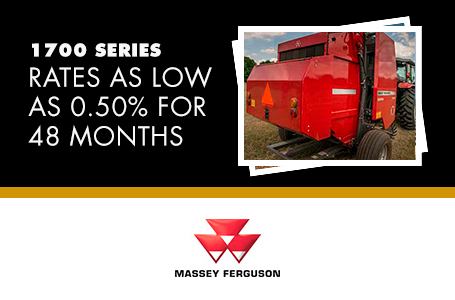 1700 Series - Rates as low as 0.50% for 48 Months