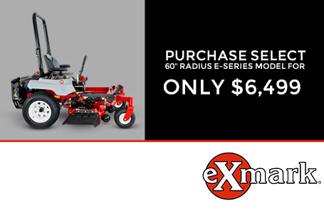 Purchase Select 60'' Radius E-Series Model $6,499